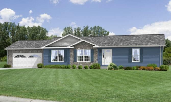 Single Story Ranch Homes
