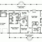 Single Story Ranch House Plans Luxury One Home