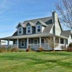 Single Story Ranch Style House Plans Wrap Around Porch