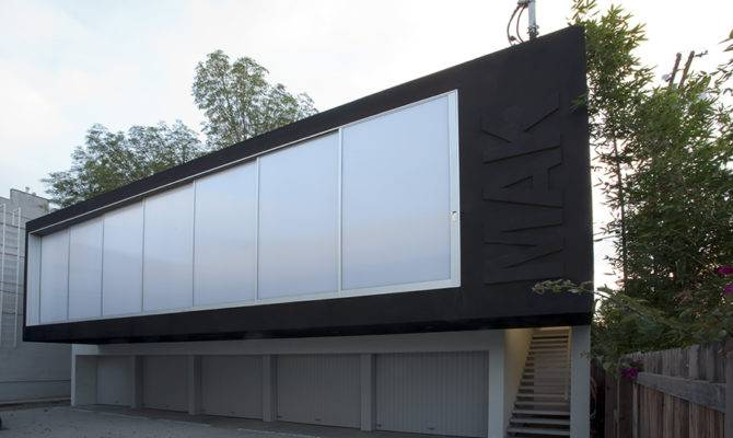 Sites Mackey Apartments Garage Top Mak Center Art