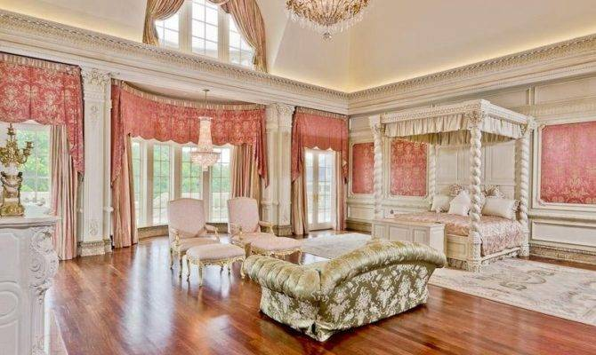 Sitting Rooms Master Bedrooms Biggest Mansion