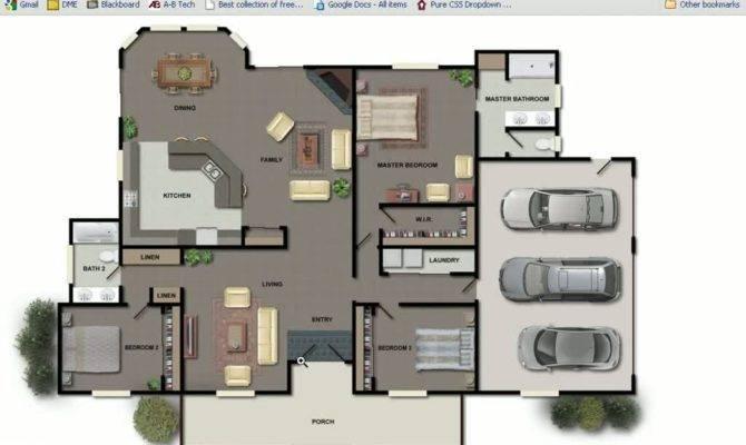 Sketchup Floor Plan Floorplan Part Setup