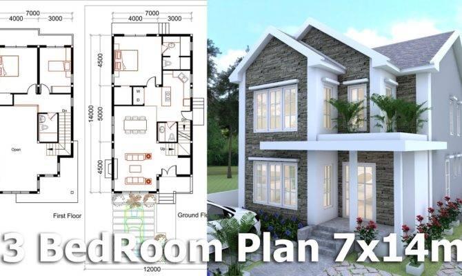 Sketchup Modeling Home Plan Youtube