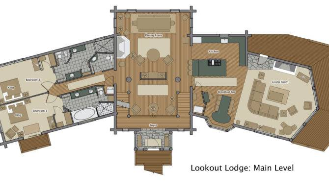 Ski Lodge Floor Plans Skyfall Plan