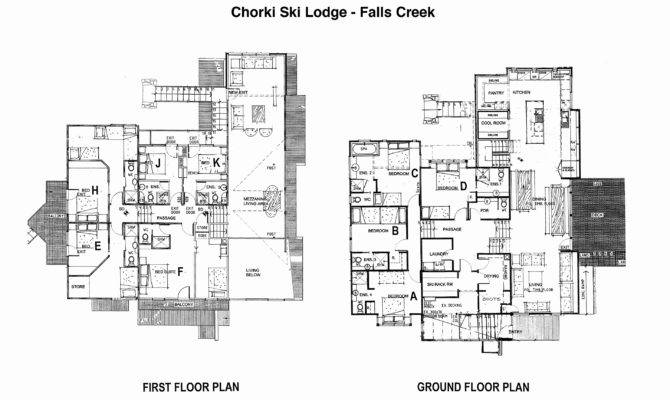 Ski Lodge Home Plans Best House