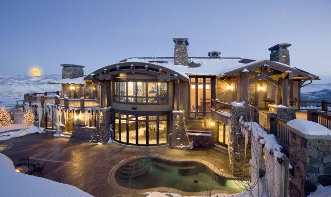 Ski Magazine Dream Home Midway Construction