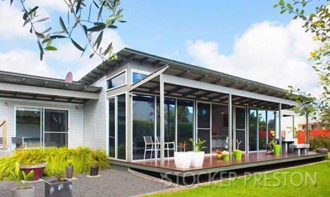 Skillion Roof Beach House Designs Expert