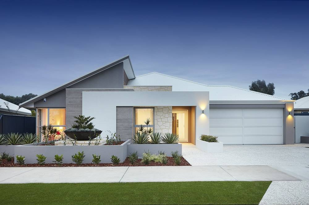 Skillion Roof House Designs Australia Home Design Style House Plans 115066