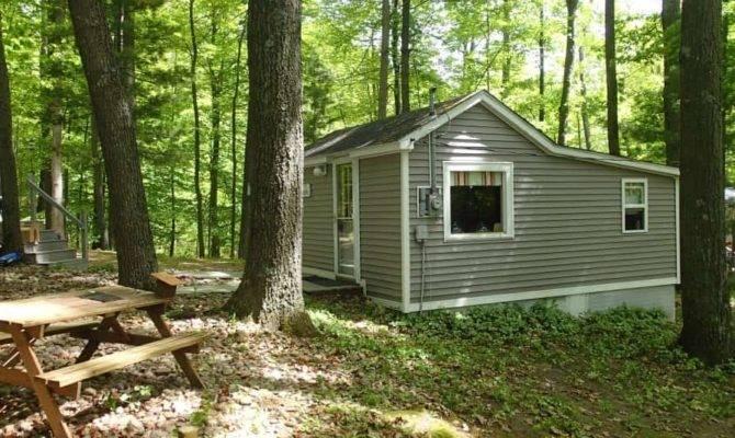 Skip Trailer Tiny Houses Built Foundations