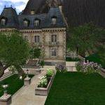 Sldesignnotebook French Country Day Chateau Lutiniere