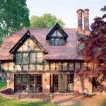 Sleek English Cottage House Design Ideas