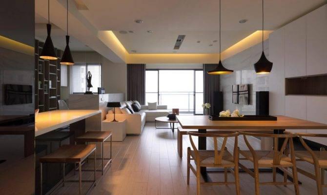Sleek Open Concept Home Design
