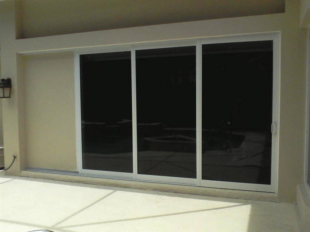 Sliding Glass Pocket Doors Exterior House Plans 52640