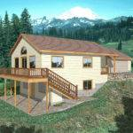 Sloped Lot Plan Source Abuse Report Sloping House Plans