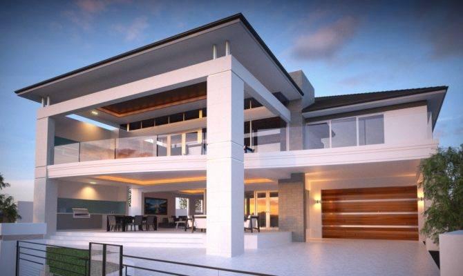 Sloping Block House Plans Victoria Australia