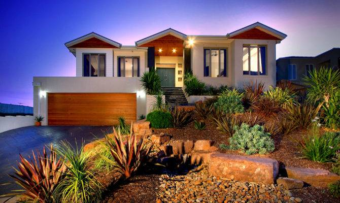 Sloping Blocks Archives Narrow Homes Home Living