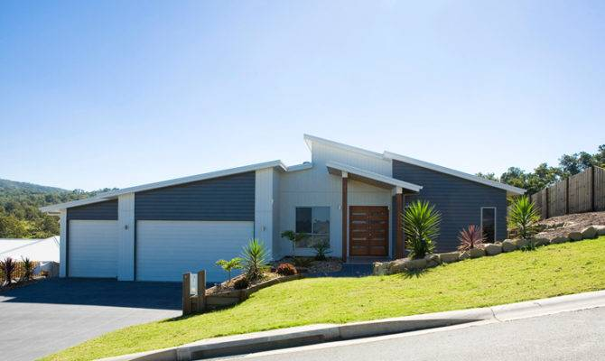 Sloping Blocks House Design Building Sunshine Coast