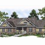 Sloping Lot House Plan Dream Home Pinterest