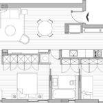 Small Apartment Design Tel Aviv Great Floorplan