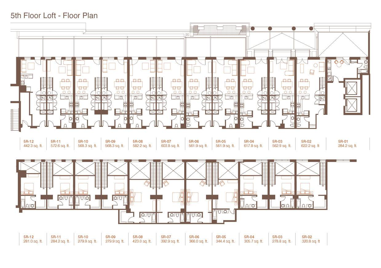 Small Apartment Floor Plans House - House Plans  #22