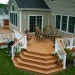 Small Backyard Decks Back Porch Design Ideas
