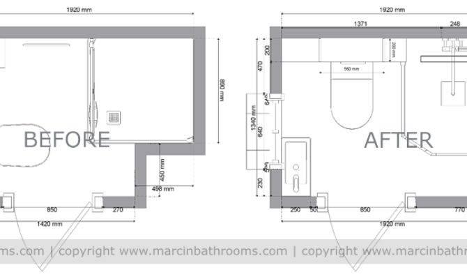 Small Bathroom Ideas Floor Plan Office Studio Addition Pinte House Plans 12273