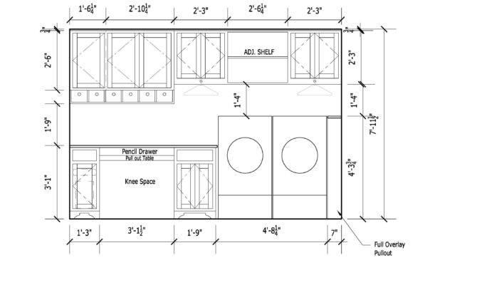 Small Bathroom Laundry Room Floor Plan Slyfelinos
