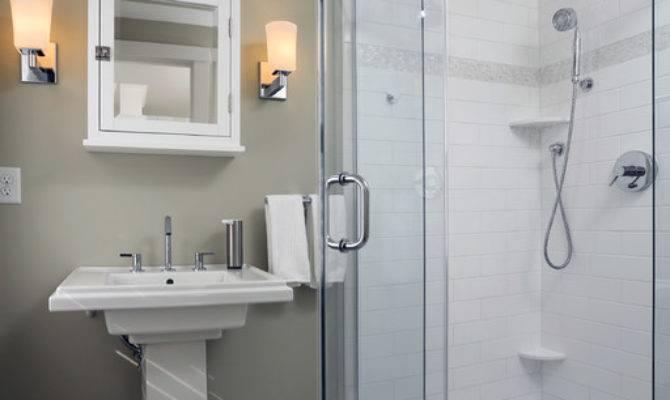 Small Beach House Lives Big Style Bathroom