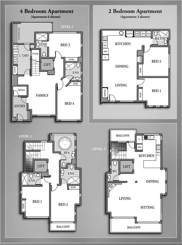 Small Bedroom Apartment Floor Plans House Plans 123958,Fashion Design Universities