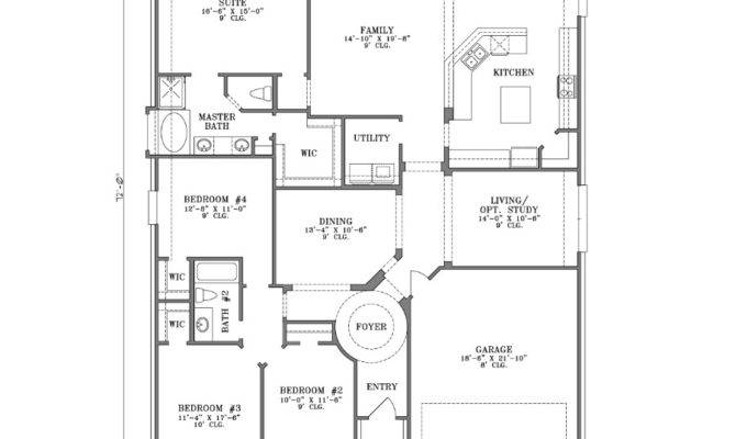 Small Bedroom House Floor Plans Home Deco