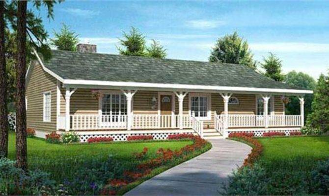 Small Bedroom Styles Economical Ranch Style House Plans