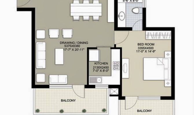 Small Bhk Home Plan Latest Designs