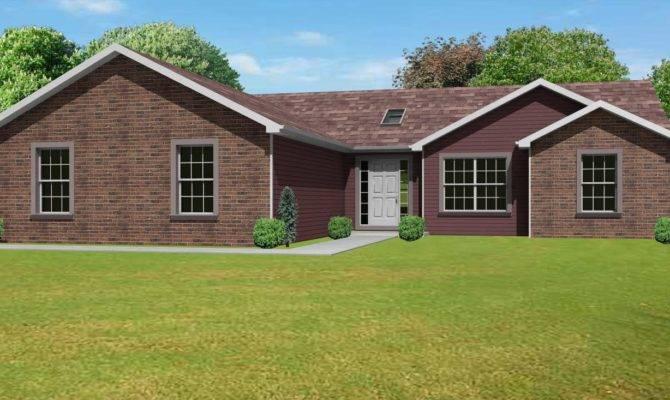 Small Brick House Plans Bricks Hecho