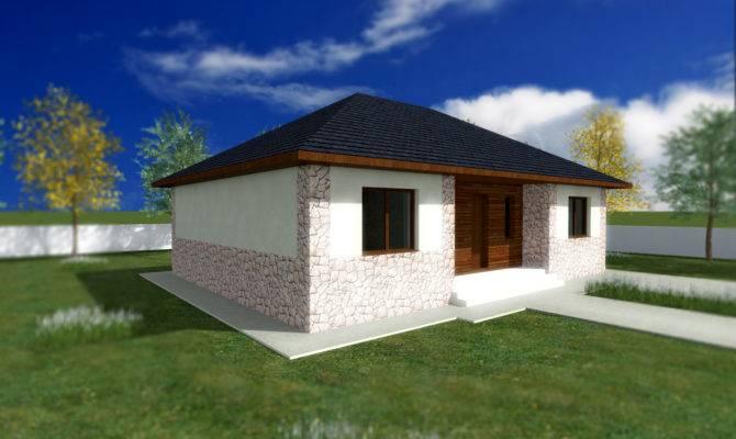 Small Bungalow Home Blueprints Floor Plans