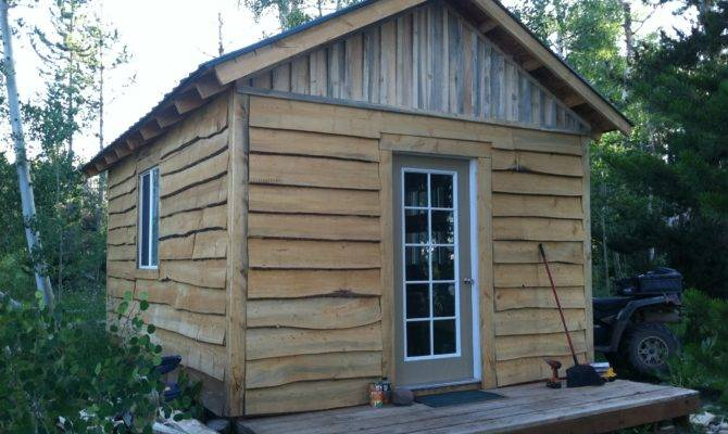 Small Cabin Bunk House Plans Blueprints