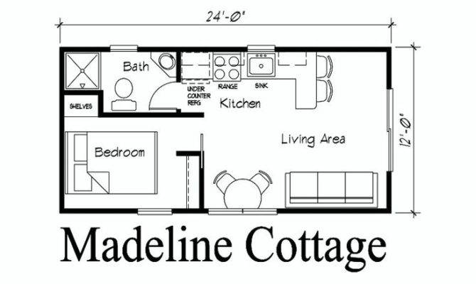 Small Cabin Floor Plans Homewow Info