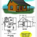 Small Cabin Floor Plans Plan Details Picmia