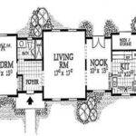Small Cabin Floor Plans Rustic