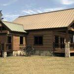 Small Cabin House Plan Covered Porch Maxhouseplans Home