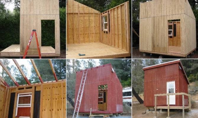 Small Cabin House Plans Custom Log Donald