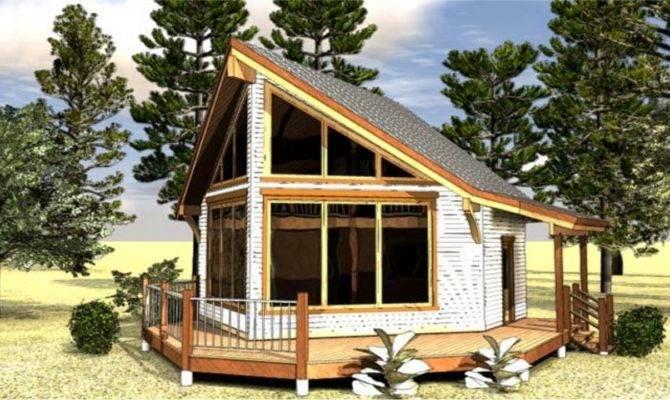Small Cabin House Plans Loft Unique