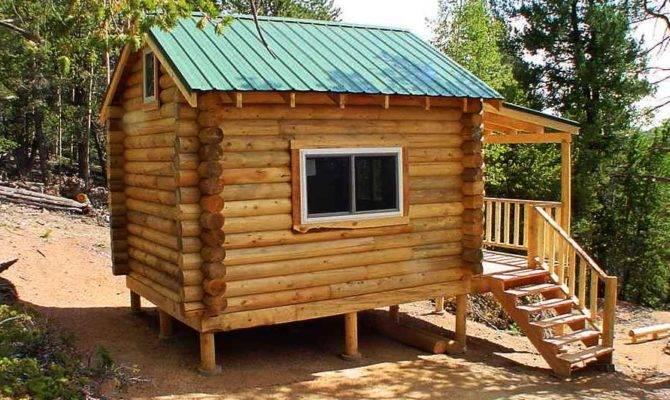 Small Cabin Kits Tiny House Best