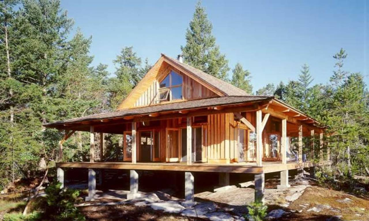 Small Cabin Plans Designs House House Plans 109024