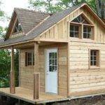 Small Cabin Plans Loft Kits Inexpensive