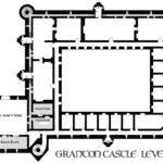Small Castle House Plans Maps Floor