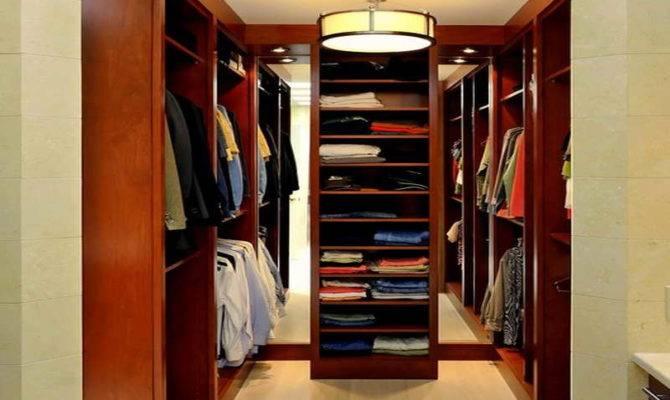 Small Closet Solutions Walk Ideas
