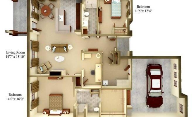 Small Cottage Floor Plan Loft Designs