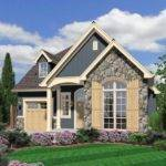 Small Cottage House Home Exterior Design Ideas