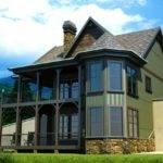 Small Cottage House Plan Walkout Basement