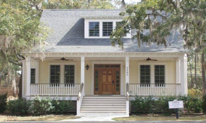 Small Cottage House Plans Porches